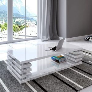Coffee Table Luna High Gloss