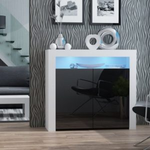 Sideboard Roma D2 + free RGB led lights