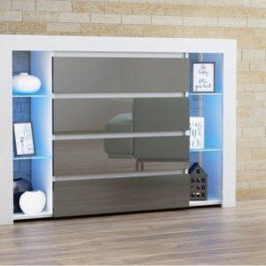 Display Galaxy 4-drawers