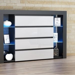 Display Galaxy 4-drawers