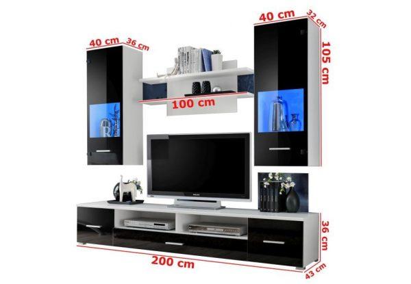 Set of living room furniture -RENO