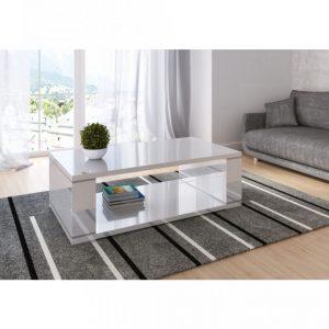 Coffee table LILA- high gloss